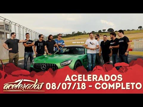 Acelerados (08/07/18) | Completo