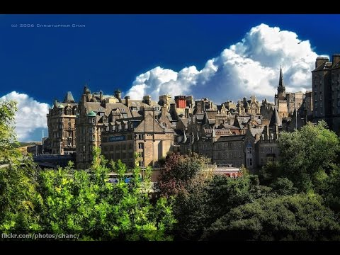 Edinburgh city tour, Scotland