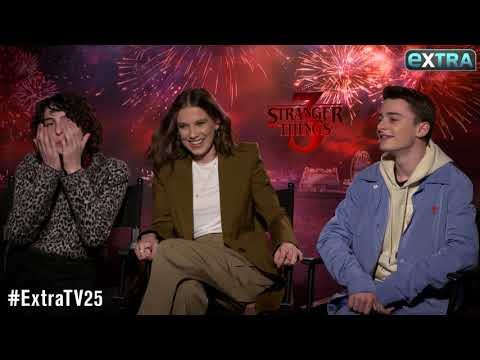 Sadie Sink Talks Max & Lucas' Romance on 'Stranger Things