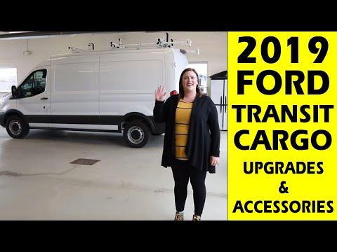 2019 Ford Transit Cargo Van - Upgrades & Accessories