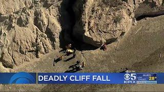 Man Walking Dog Falls Down 500-Foot Cliff At Thornton State Beach