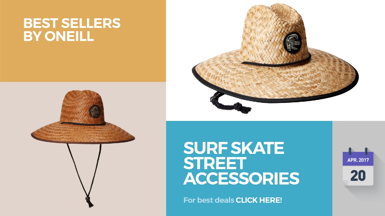 83150e08 Surf Skate Street Accessories Best Sellers By Oneill - YouTube