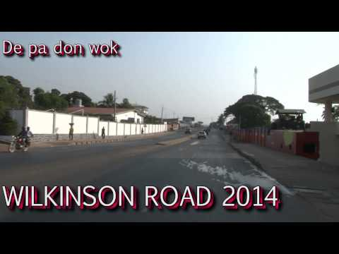 Wilkinson Road- Freetown-Sierra Leone