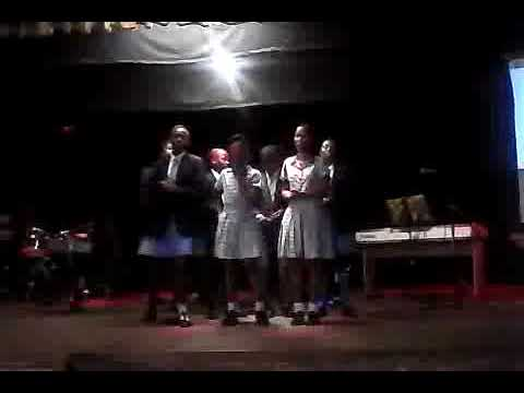 Inter School Choir - El Shaddai Christian Academy & Kuyasa Combined School