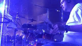 Baterista gospel - IPI Assis  groove