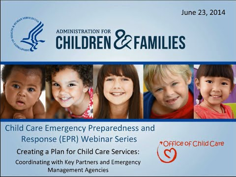 Creating a Plan for Child Care Services