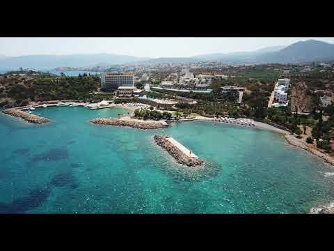 Crete Candia Park Village, Drone Video, Agios Nikolaos, Elounda