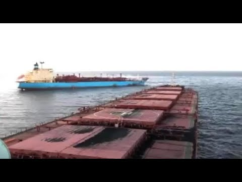 Ship Collision 2018