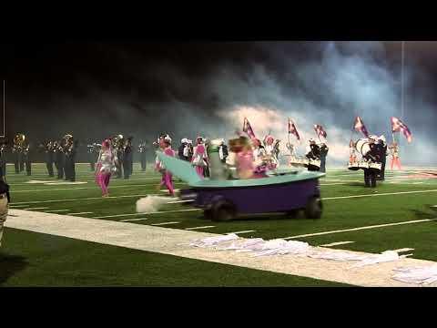 Franklin Regional High School Marching Band at Yough