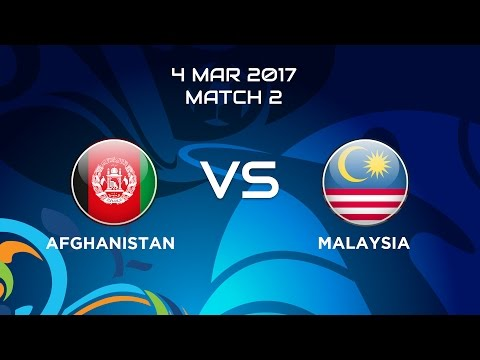 #AFCBeachSoccer2017 - M2 Afghanistan VS Malaysia - News Report
