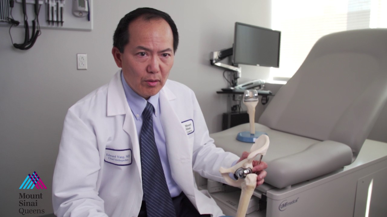 Dr. Edward Yang Provides an Overview of Orthopaedic Medicine at Mt. Sinai Queens
