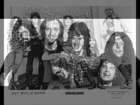 Wet Willie -  Keep On Smilin' - Live 79