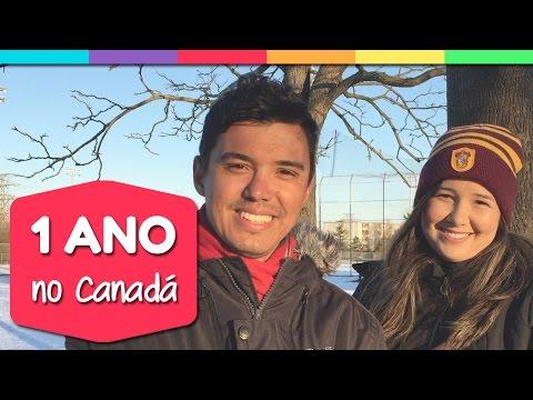 UM ANO DE CANADÁ: Perguntas e Respostas   Vem Canadá