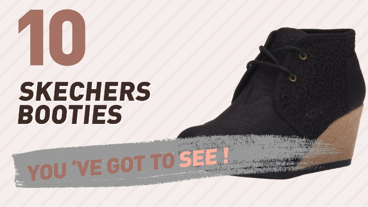 eff8d6ebd221 Skechers Booties    Popular Searches 2017 - YouTube