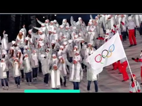 IOC restores Russia's Olympic membership after doping ban