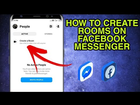 How To Create Rooms On Facebook Messenger 2020