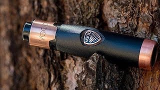VGOD ELITE MECH MOD | Unboxing & quick look | The Vaping Bogan