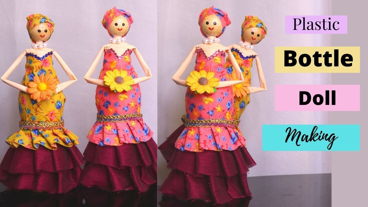 how to make plastic doll