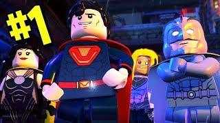 NOWA GRA LEGO! LEGO DC Super-Villains - LEGO DC SUPER ZŁOCZYŃCY   BROT