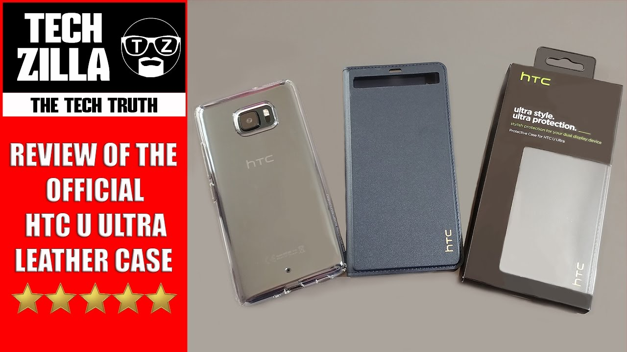 info for a3cf9 2a97a HTC U Ultra Official Leather Case