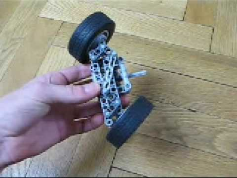 Lego Return-to-center Steering System