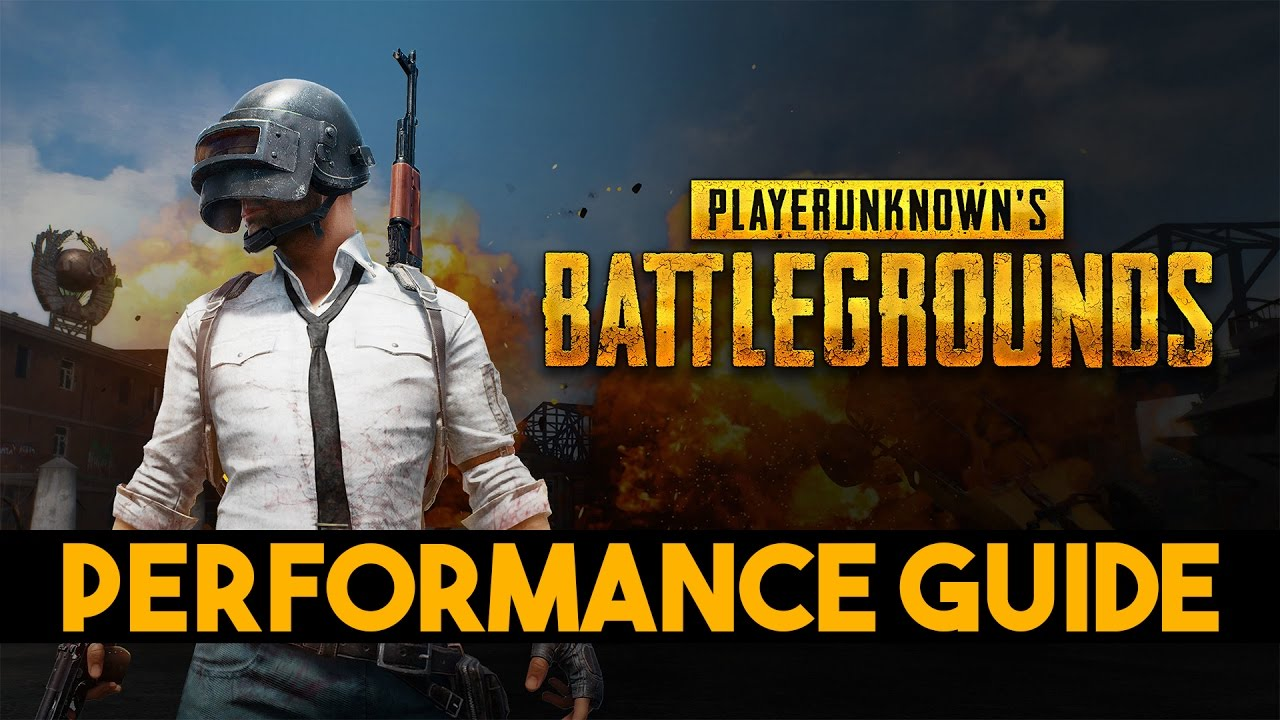 Playerunknown S Battlegrounds Maps Loot Maps Pictures: PLAYERUNKNOWNS Battlegrounds Graphics Optimization Guide