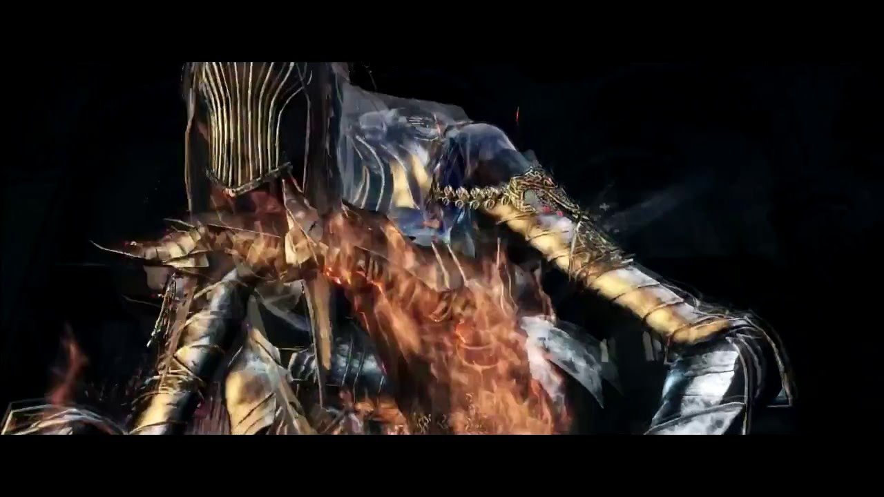 The sound of silence dark souls music video youtube