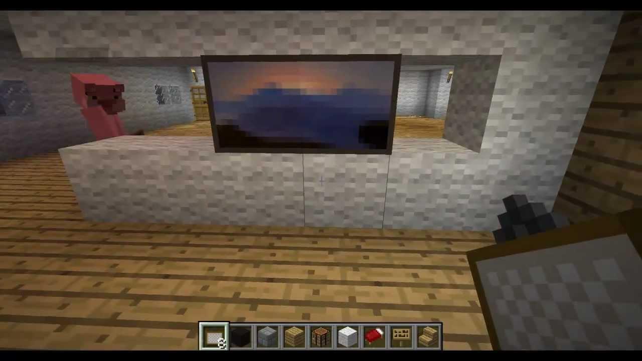 Minecraft mob liando sua casa como fazer m veis for Como criar peces ornamentales en casa