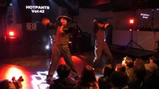 DANDY5(KIN+A-SUKE+U-SAKU+SHINJI) HOT PANTS vol.42 DANCESHOWCASE