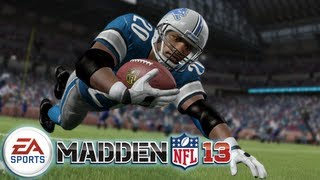 Madden NFL 13 - Xbox 360 Gameplay HD - New York Giants vs. Pittsburgh Steelers