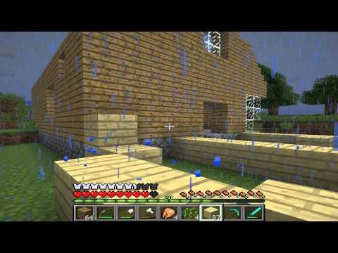 Minecraft - серия 38 [Два дома сгорели, а мой дом Иисус]