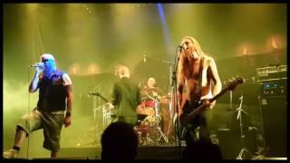 Sparzanza - The Fallen Ones - Live at Falkenberg Rockfest 27-08-2016