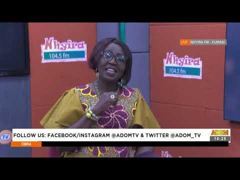 Woman shares her strange encounter with 'prophet' - Obra on Adom TV (6-7-21)