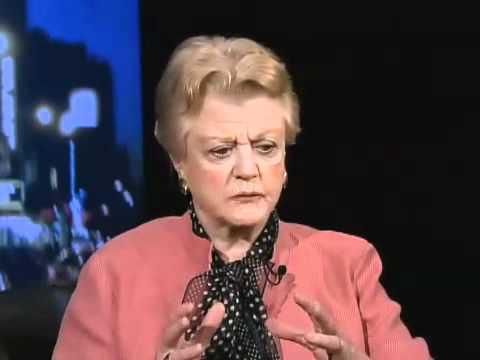 """Theater Talk: Angela Lansbury on """"Blithe Spirit"""""""