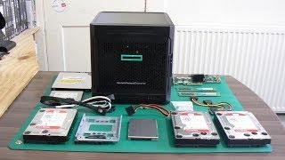 Hpe Proliant Microserver Gen10 - Upgrade