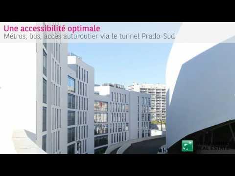 Marseille -  Bureaux Le Virage