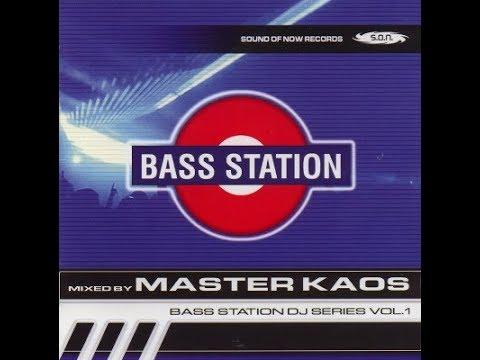 Bass Station - DJ Series Vol. 1: Master Kaos