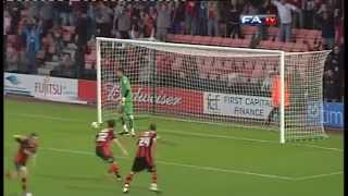 Bournemouth 3-3 Gillingham  | The FA Cup 1st Round 12/11/11