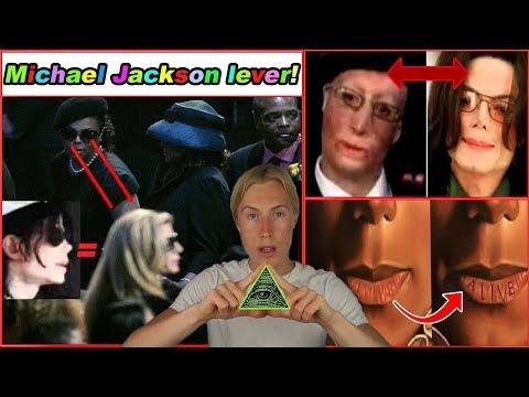 10 konspirationsteorier om Michael Jackson - HAN LEVER FORTFARANDE!?