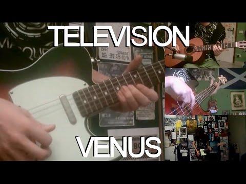 Television - Venus - Cover