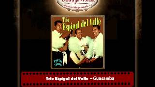 3Trio Espigul del Valle – Guasamba Perlas Cubanas