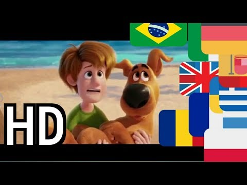 Scooby-Doo Movie 2020 | Full Trailer In 11 Different Languages