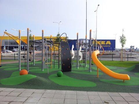 Детские игровые комплексы голландской компании Jungle Gym - ДляМалютки.com.uaиз YouTube · Длительность: 3 мин31 с