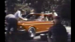 TV Commercials 1968 Ford Mustang Ford Has A Better Idea