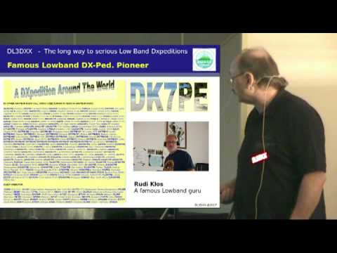 OHDXF   CCF Cruise 2017 Low Band Dxpeditions   DL3DXX