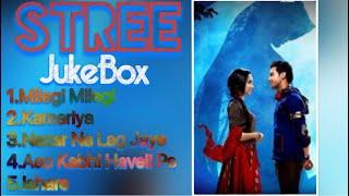 STREE Jukebox | SHRADDHA KAPOOR | RAJKUMMAR RAO