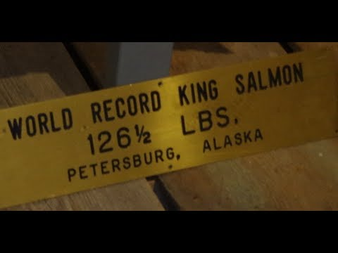 Petersburg  Alaska - World Record King Salmon - EP 25
