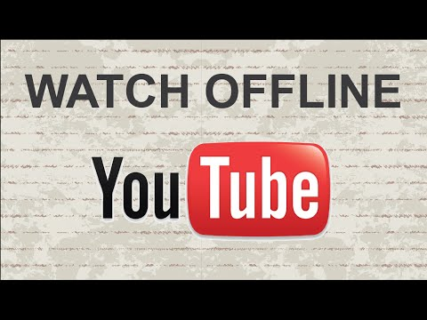 How to watch Youtube video offline - Mobile App - 동영상