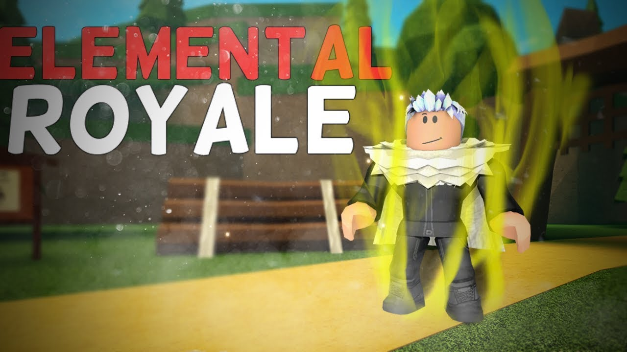 Roblox Elemental Royale - New Element game on roblox [2X EXP][SPECTRUM]