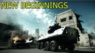 ◄3► Battlefield 3: New Start.
